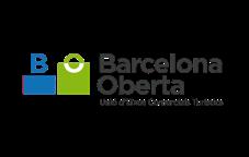 Logo Barcelona Oberta
