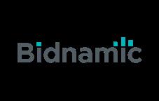 Logo Bidnamic